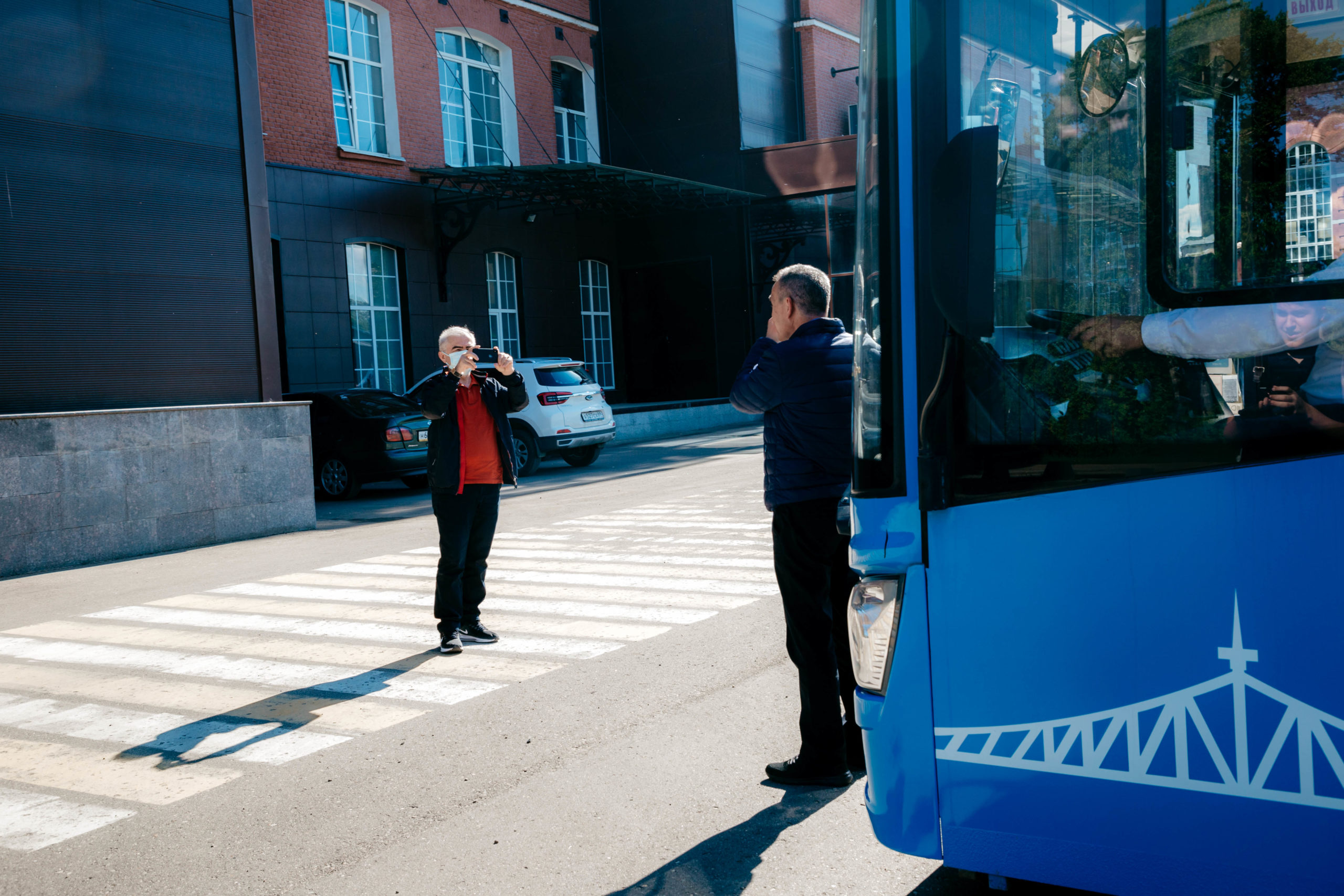 Делегация Турецкой Республики приехала в тверской регион за опытом транспортной реформы