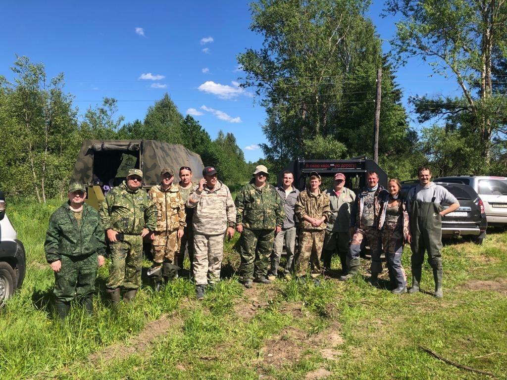 В Тверской области нашли место, куда упал советский бомбардировщик
