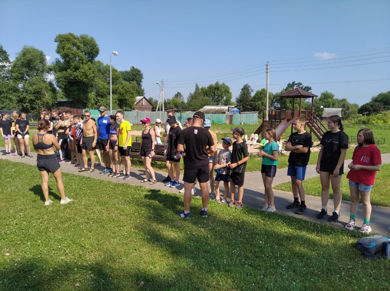 В Конаковском районе прошел турнир по спортивному туризму
