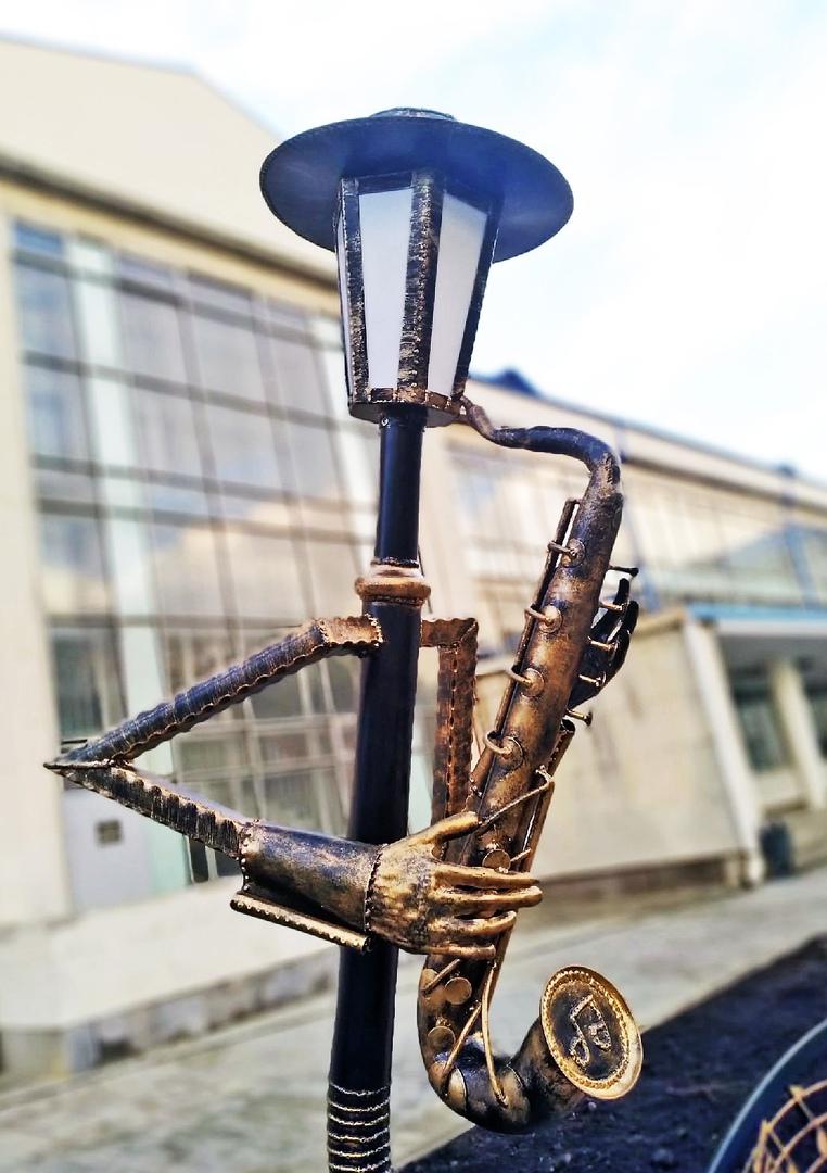 Новые арт-объекты появились в городе Конаково