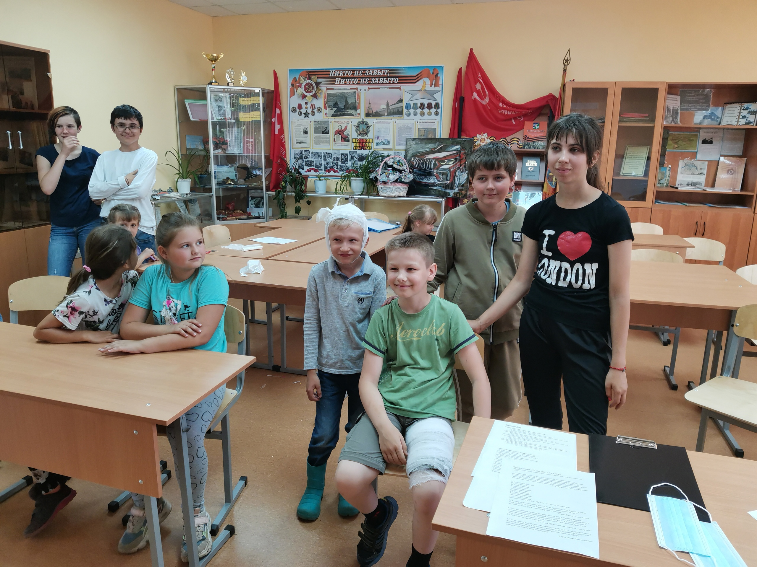 Школьники из Конаковского района приняли участие в мероприятии «Соблюдайте Правила –поступайте правильно!»
