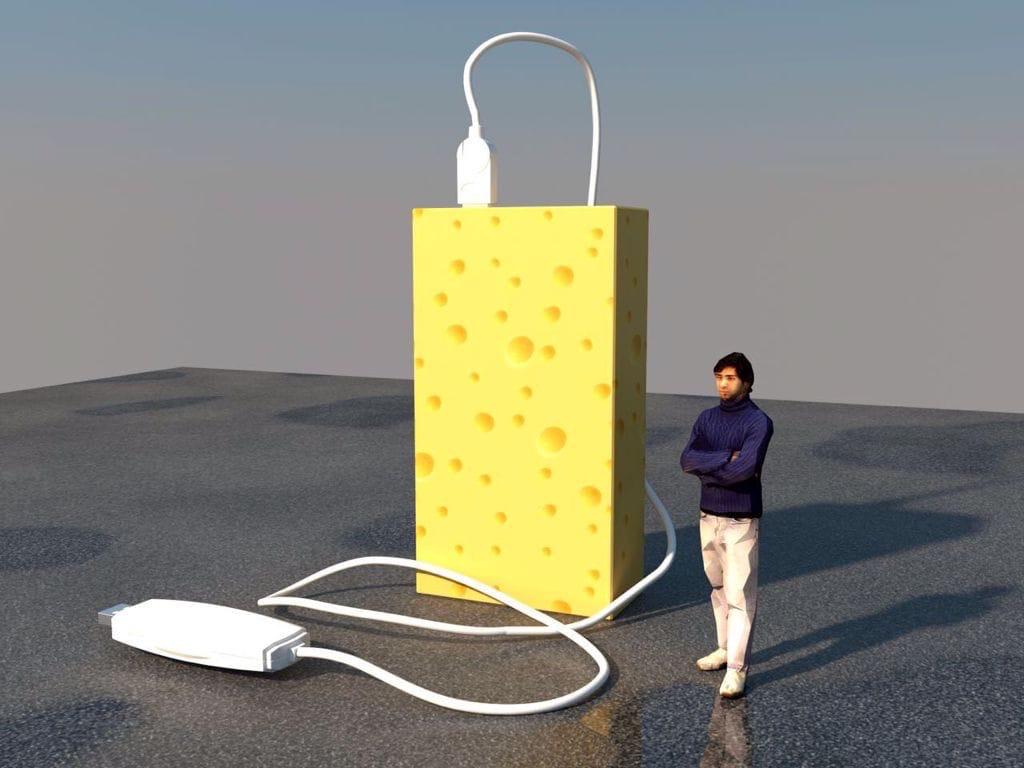 Жители Тверской области выбирают дизайн будущего памятника сыру в городе Конаково